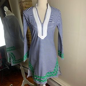 Sail to Sable Long sleeve tunic dress size 0
